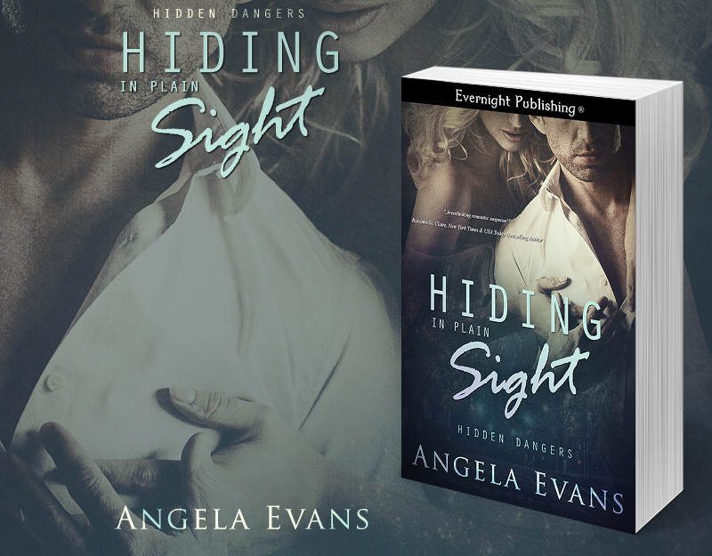 Hiding In Plain Sight by Angela Evans