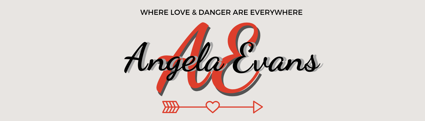 Author Angela Evans - Author of Romantic Suspense
